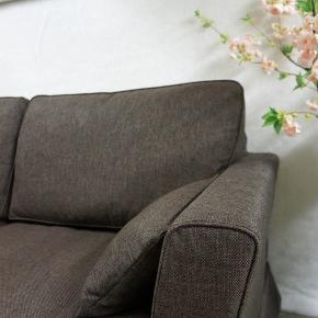 Recouvrir un canapé – Avant /Après