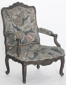 fauteuil régence