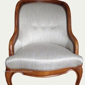 tissu pour fauteuil fauteuil d co. Black Bedroom Furniture Sets. Home Design Ideas