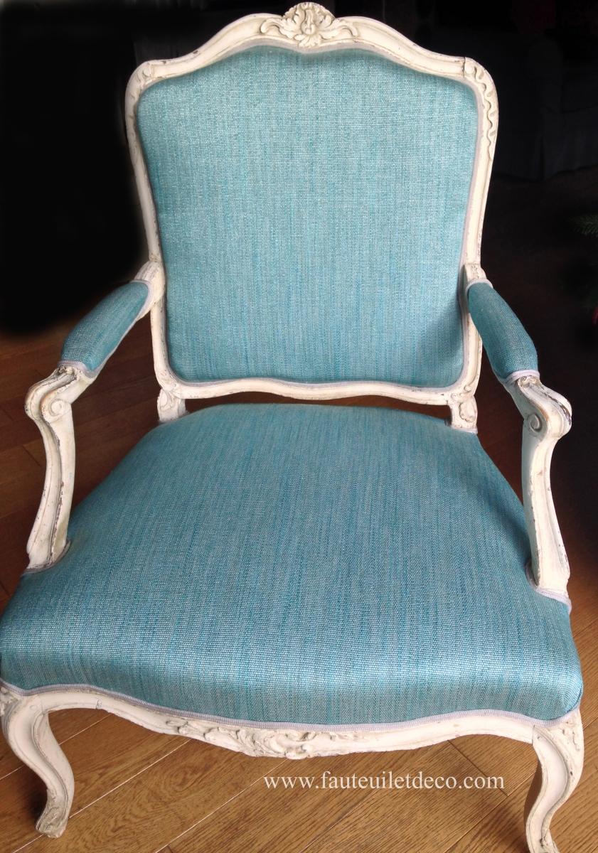 restauration d un fauteuil r gence fauteuil d co. Black Bedroom Furniture Sets. Home Design Ideas